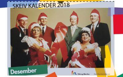Skeiv Kalender 2018