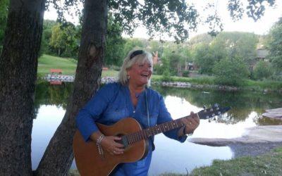 Konsert med Bente Brønmo