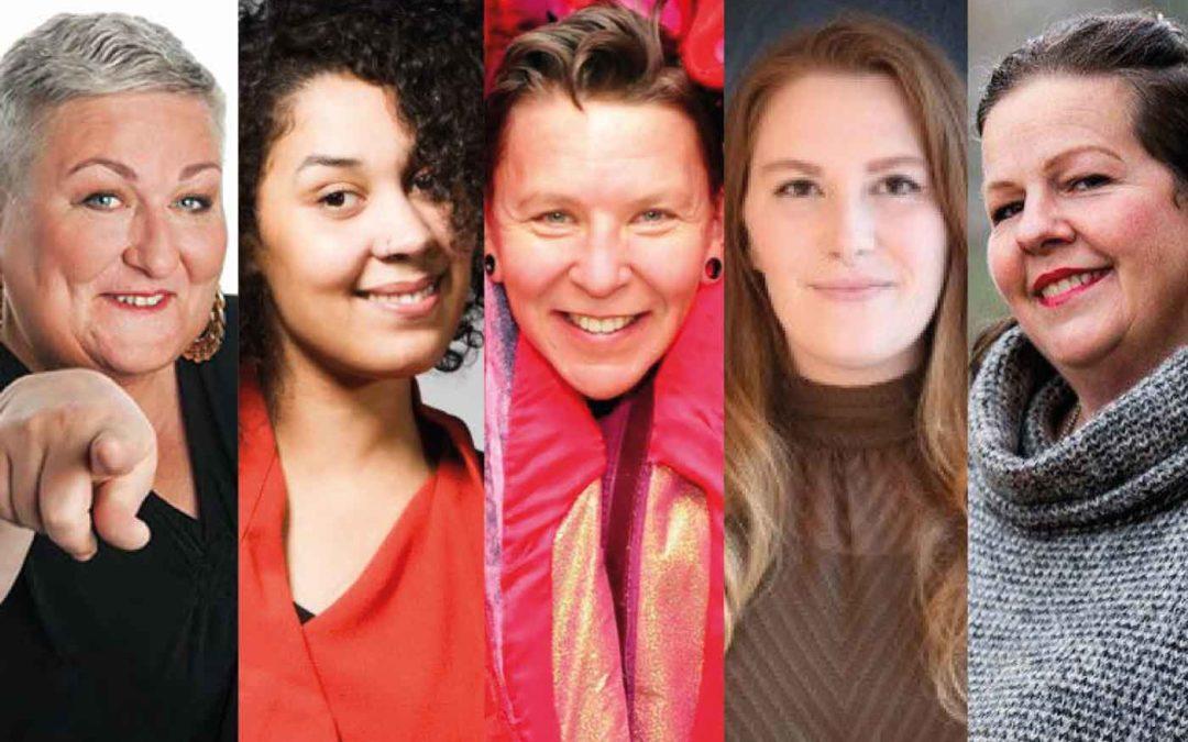 Stjernelag med fokus på kvinners seksualitet