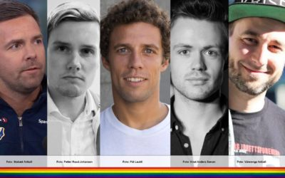 Pride House-sjefen anbefaler: Fotball