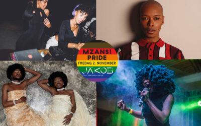 Sør-Afrikansk pride til Oslo