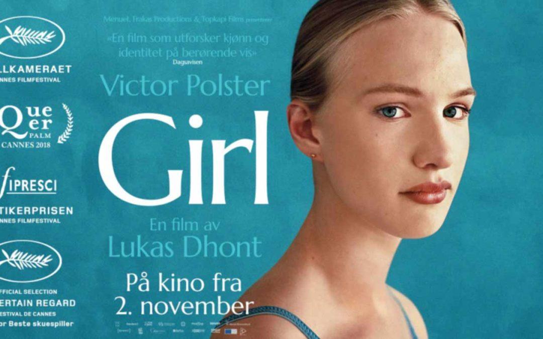 Spesialvisning GIRL m/panelsamtale i regi Fri Oslo og Akershus