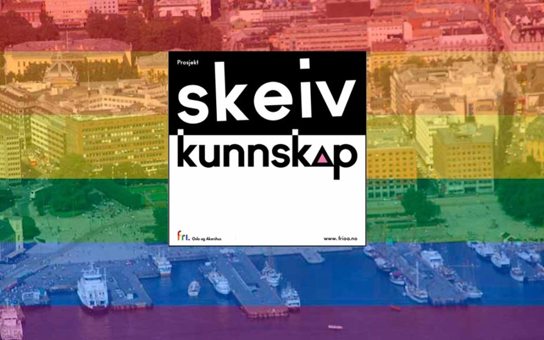Stillingsutlysning: Prosjekt Skeiv kunnskap i Oslo
