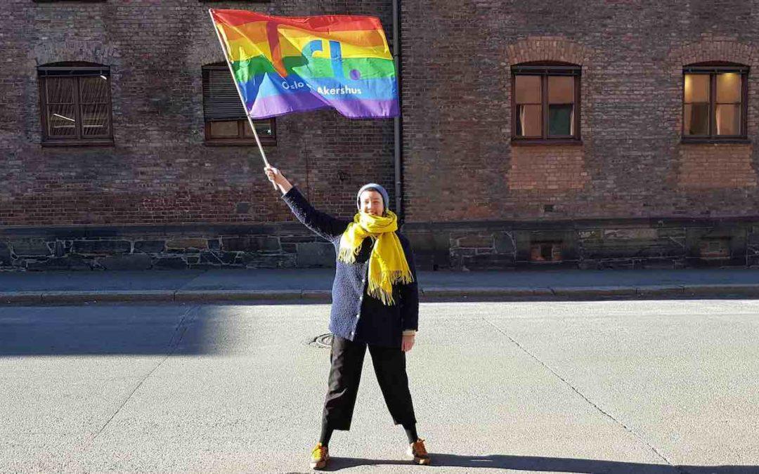 Onsdag 13. mars er Drammensere og folk fra hele Buskerud invitert til oppstartsmøte om Drammen Pride i 2019.