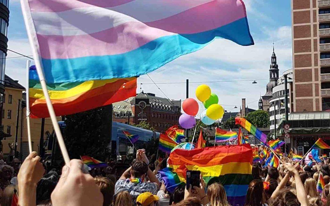 Pride startet med opprør