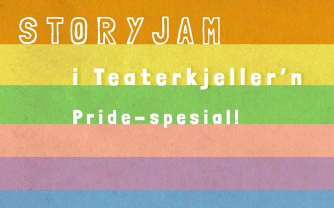 Tyvstarter Oslo Pride