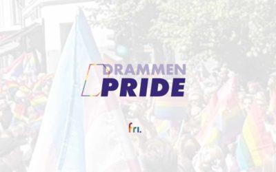 Endelig klart for Drammen Pride!
