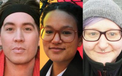 8. mars: Internasjonal solidaritet med lesbiske og skeive kvinner!