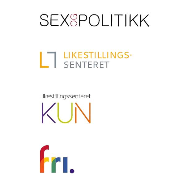 Likestillingssenteret KUN, Likestillingssenteret på Hamar, Sex og Politikk og FRI - Foreningen for kjønns- og seksualitetsmangfold starter stort prosjekt om seniorer og seksuell helse.