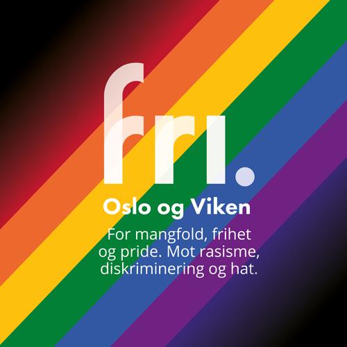 FRI Oslo og Viken - et fylkeslag i FRI.