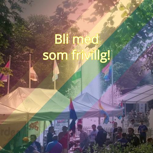 Bli FRIvillig i FRI Oslo og Viken