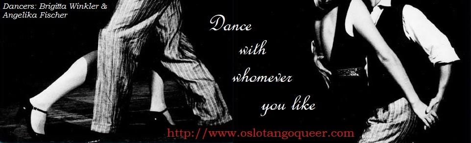 Oslo Tango Queer - FRI Oslo og Viken