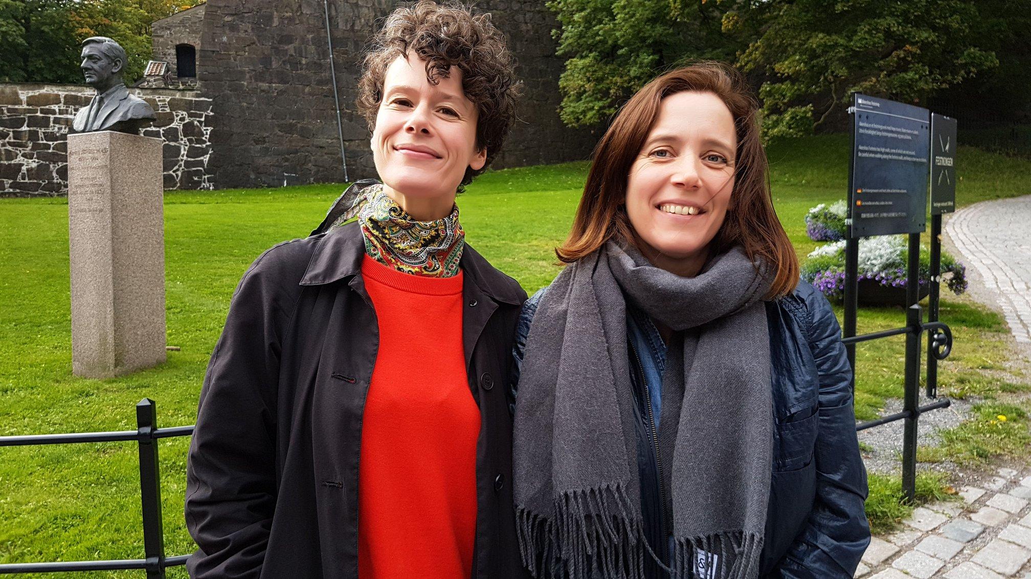 Skeiv kunnskap 2017: Janne Bromseth ansettes som faglig leder i 2017, Monica Bothner er prosjekleder.
