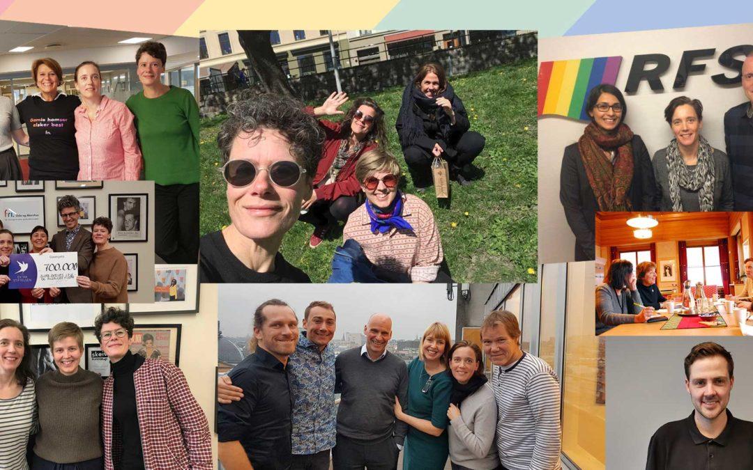 I september 2020 har FRI Oslo og Vikens kompetansehevingsprogram Skeiv kunnskap jubileum. Vi fyller fem år!