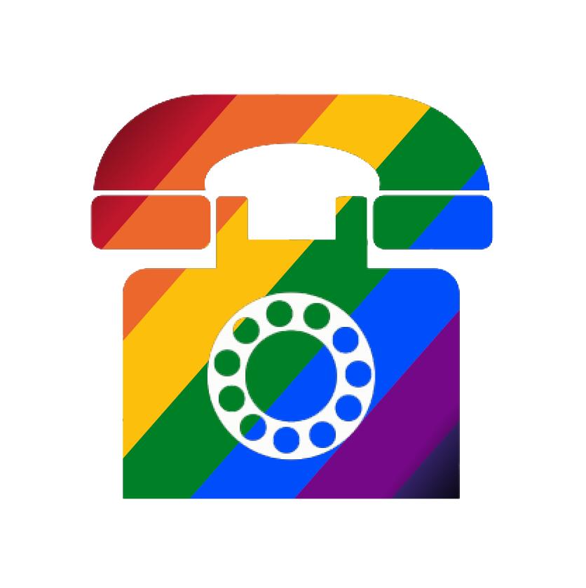 Regnbuetelefonene