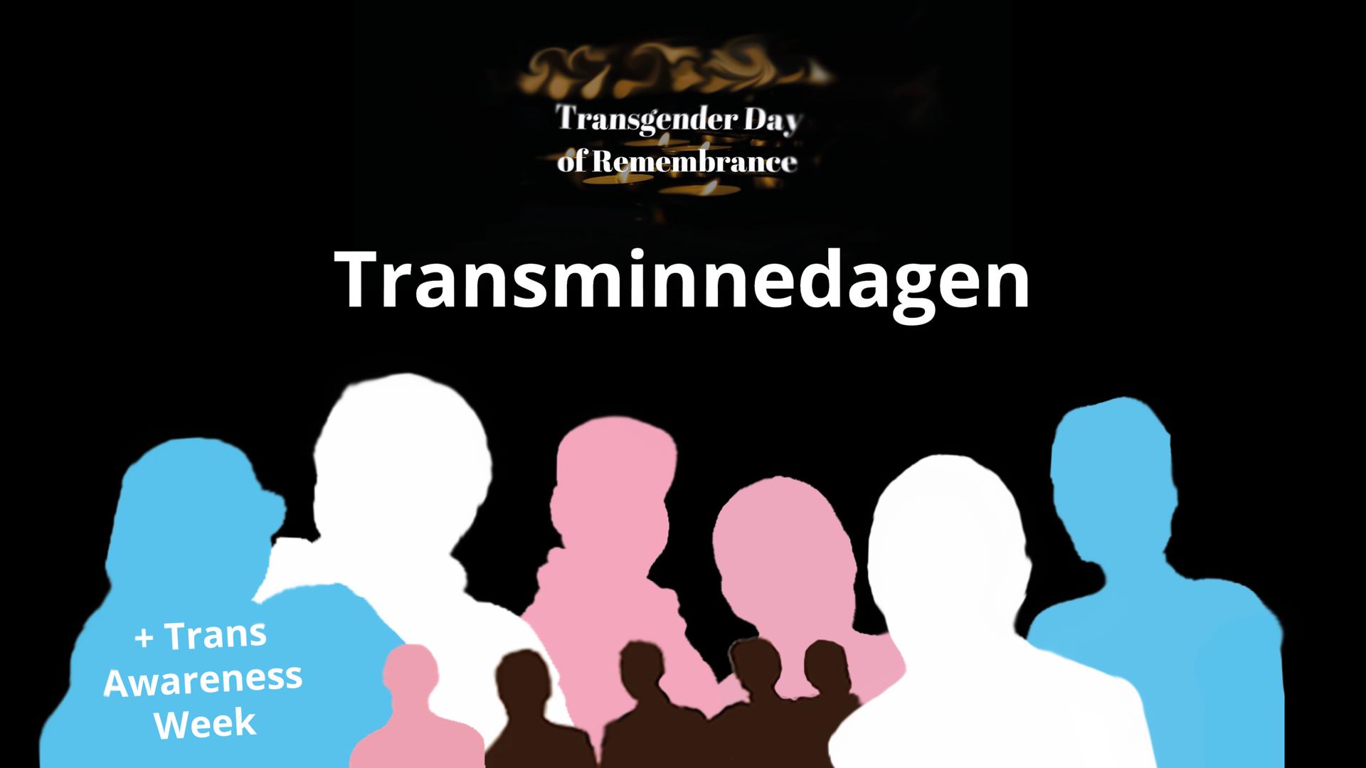 Transminnedagen - Guide til Trans Awareness Week og TDOR i Norge