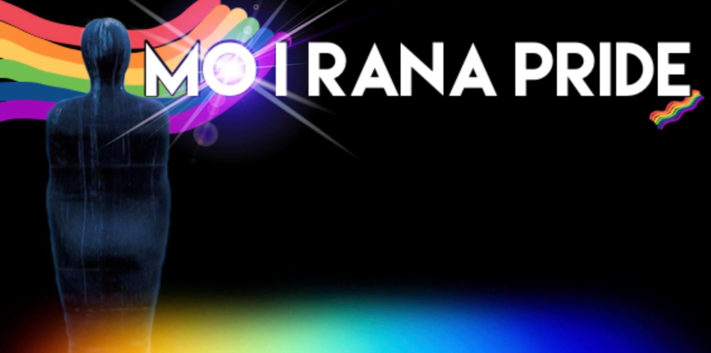 Mo i Rana Pride 2021
