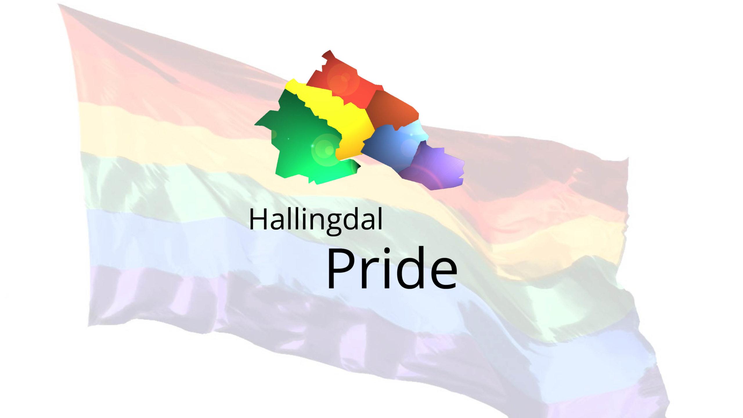 Bli med til Hallingdal Pride - fra 18. oktober til 24. oktober 2021!